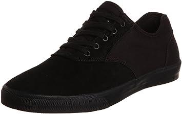 Gravis Sneaker Arto black suede 9.0: : Sport & Freizeit