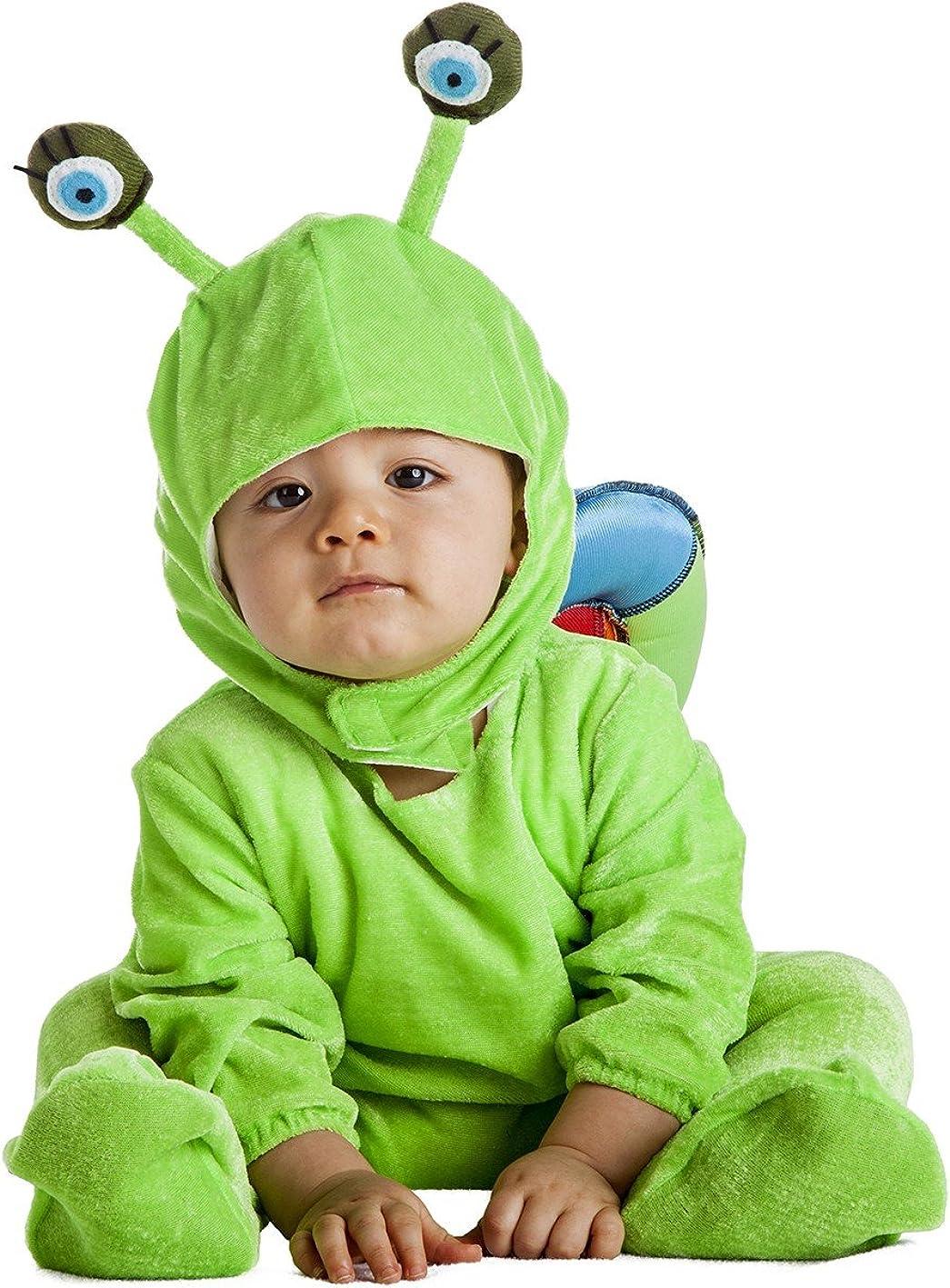 Disfraz de Caracol Infantil (7-12 meses): Amazon.es: Ropa y accesorios