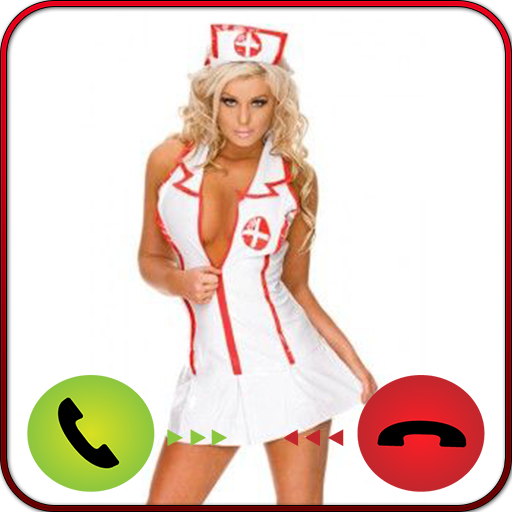 Calling From Hot Nurse