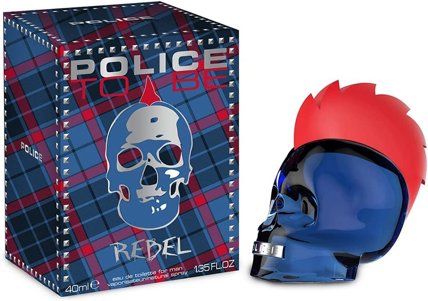 Policía to be Rebel Eau de Toilette para hombre 40ml
