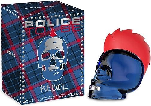 Policía to be Rebel Eau de Toilette para hombre 40 ml: Amazon.es: Belleza