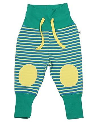 489b90bf9fa1 Leela Cotton Baby Ringelhose Scandinavia aus Bio Baumwolle Jersey  Amazon.de   Bekleidung