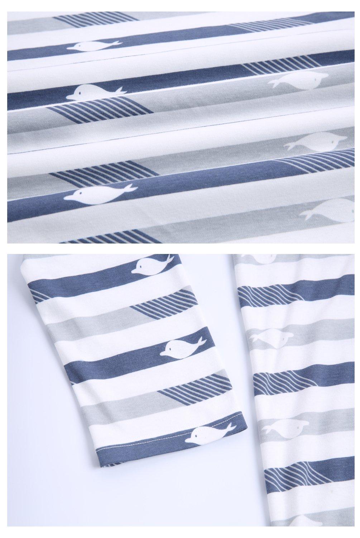 BYX SweetLeisure Big Boys Loose Cute Cotton Pajamas Leisure Wear 10-16 Years by BYX SweetLeisure (Image #7)