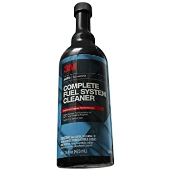 3M Complete Fuel Injector Cleaner