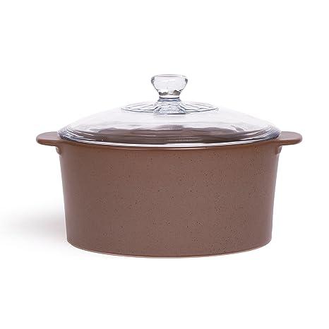 Cerámica Hornillo, cocina de Robin de Pareto piedra de karité