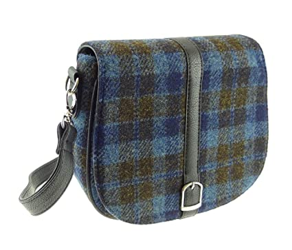924c5632ff New Ladies Genuine Harris Tweed Beauly Shoulder Bag - Available in 8  Colours  Amazon.co.uk  Clothing