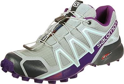 Salomon Speedcross 4 GTX W, Calzado de Trail Running para Mujer: Amazon.es: Zapatos y complementos
