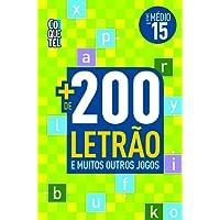 Livro Mais 200 Letrão 15