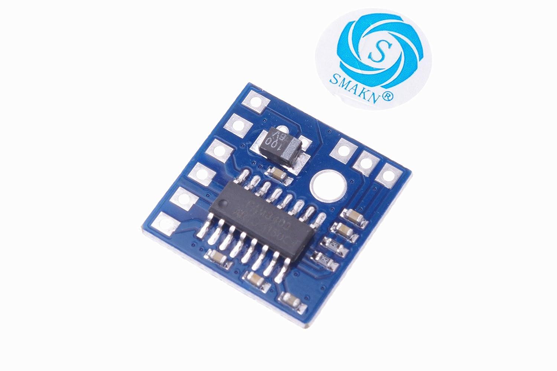 SMAKN® Mini Digital Amplifier Board Class D 2 * 3W USB Power