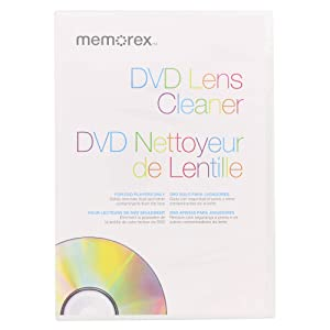 Memorex Laser Lens Cleaner for DVD (32028015)