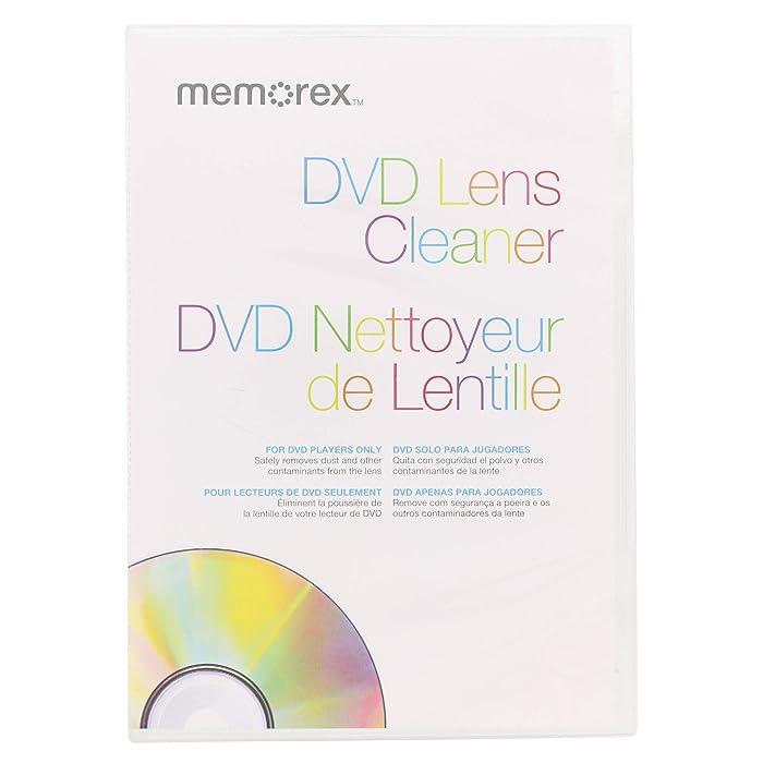 Memorex Laser Lens Cleaner for DVD (32028015)