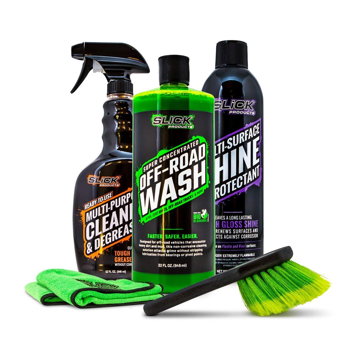 ATV & UTV Cleaning Kit
