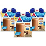 Atkins Chocolate Banana Protein-Rich Shake. With B Vitamins and High-Quality Protein. Made with Real Fruit. Keto…
