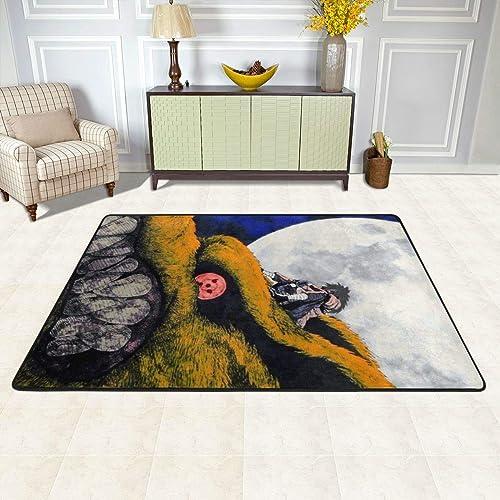 Luxury Anti-Skid Area Rug 72″x 48″