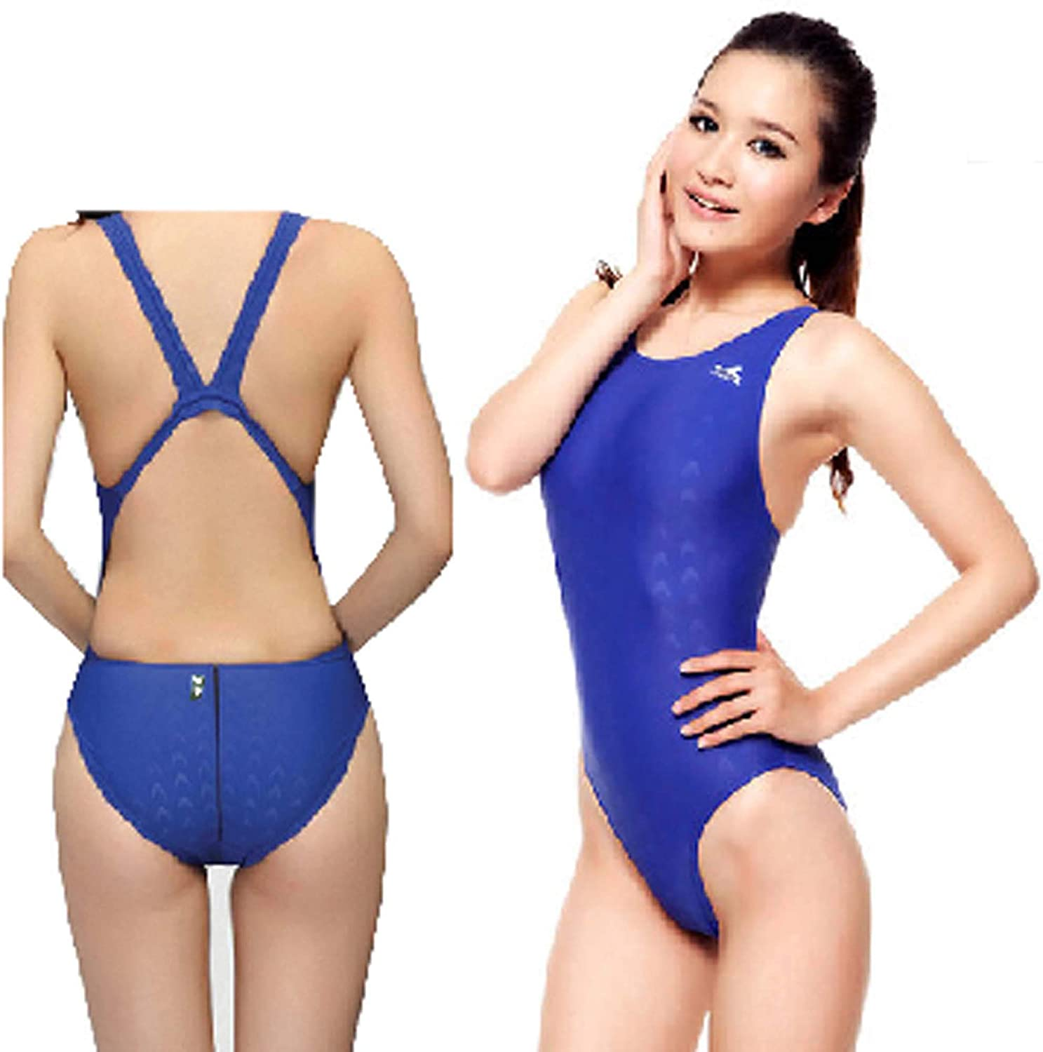 Amazon.com   YingFa 921 one Piece Racing Swimsuit FINA Approved for Women  -Sharkskin Swimsuit Women s Size 4-6  Speedo Size 32 China Size XL   Sports    ... 6147719c4