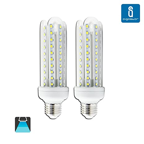 Aigostar_ Bombilla LED 19 W (equivalente a 160 W), luz blanca fría (