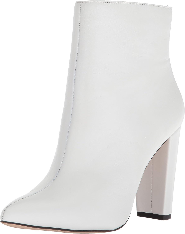 Jessica Simpson Womens Teddi Ankle Boot