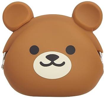 Amazon.com: Mimi Pochi amigos silicona cartera – oso: Office ...