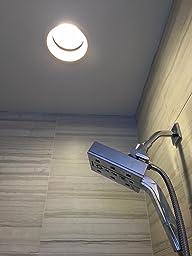 Panasonic Fv 08vrl1 Whisperrecessed Bathroom Fan Built