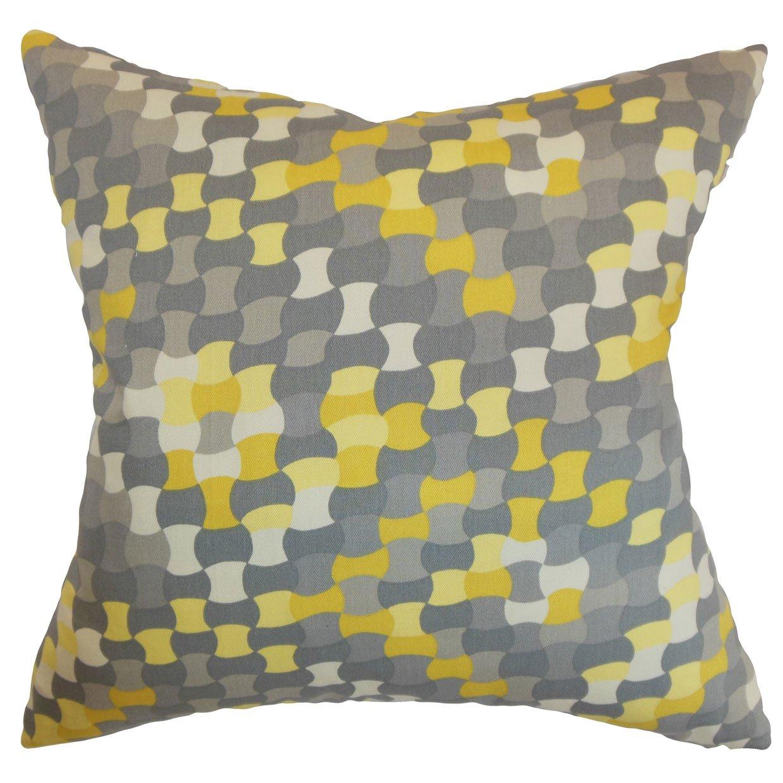 The枕コレクションGaya幾何カナリア枕、20