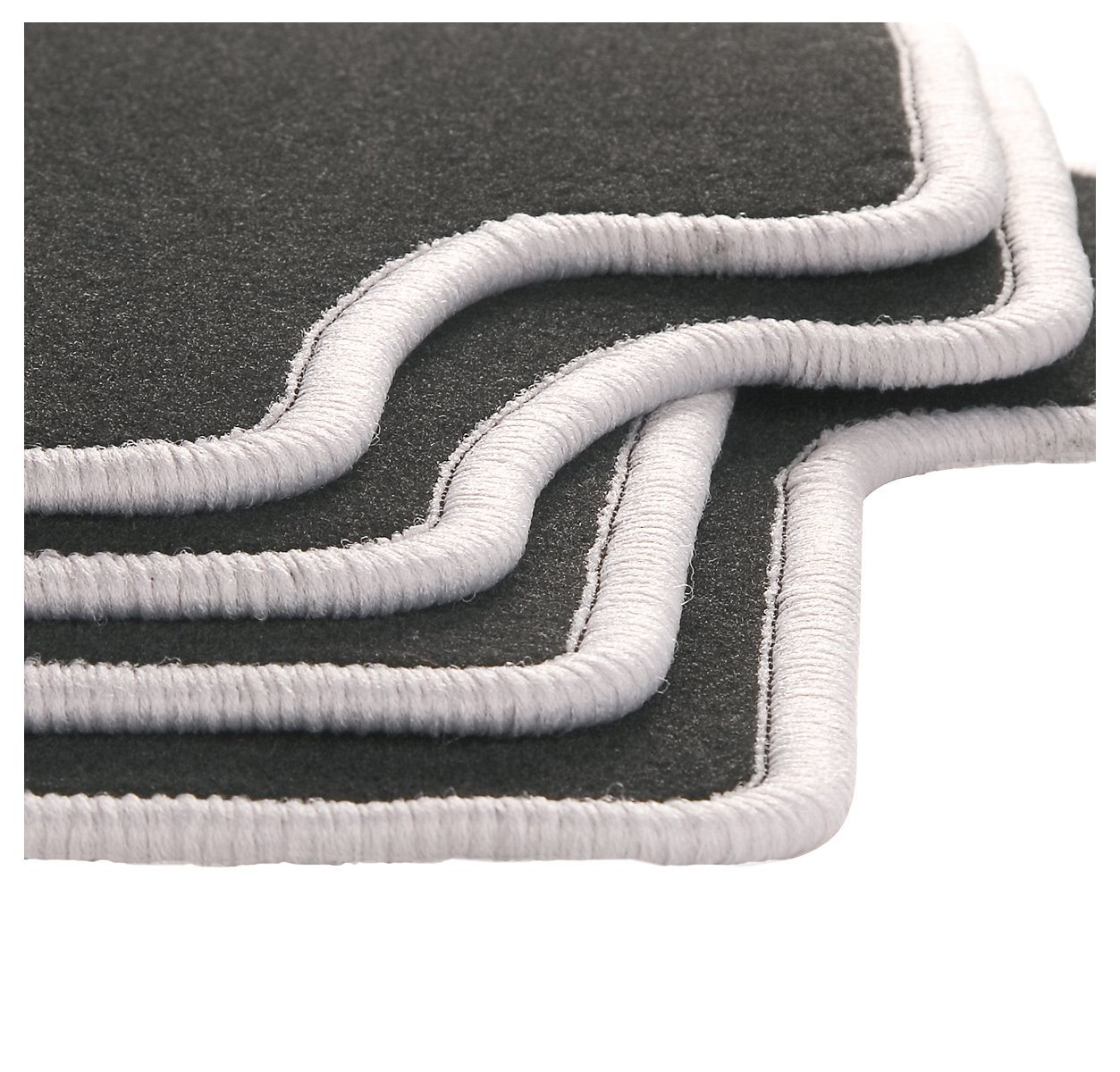 CarFashion 232594 exqui Plus II Ensemble de Tapis