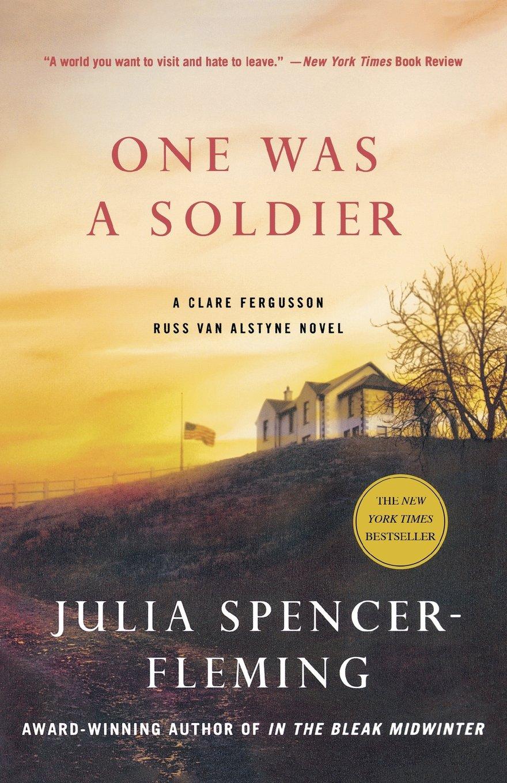 Read Online One Was a Soldier (Clare Fergusson/Russ Van Alstyne Mysteries) pdf epub