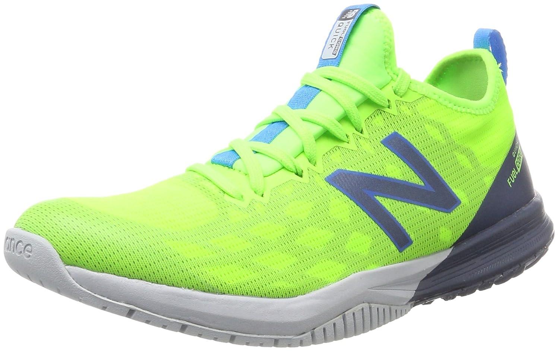 New Balance Mxqi, Zapatillas de Running para Hombre 49 EU|Verde (Green)