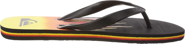 Chaussures de Plage /& Piscine Homme Quiksilver Molokai Fire