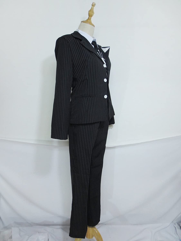 Killing School Trip Ultimate Yakuza Fuyuhiko Kuzuryu Uniform Cosplay Costume: Clothing - Amazon.com