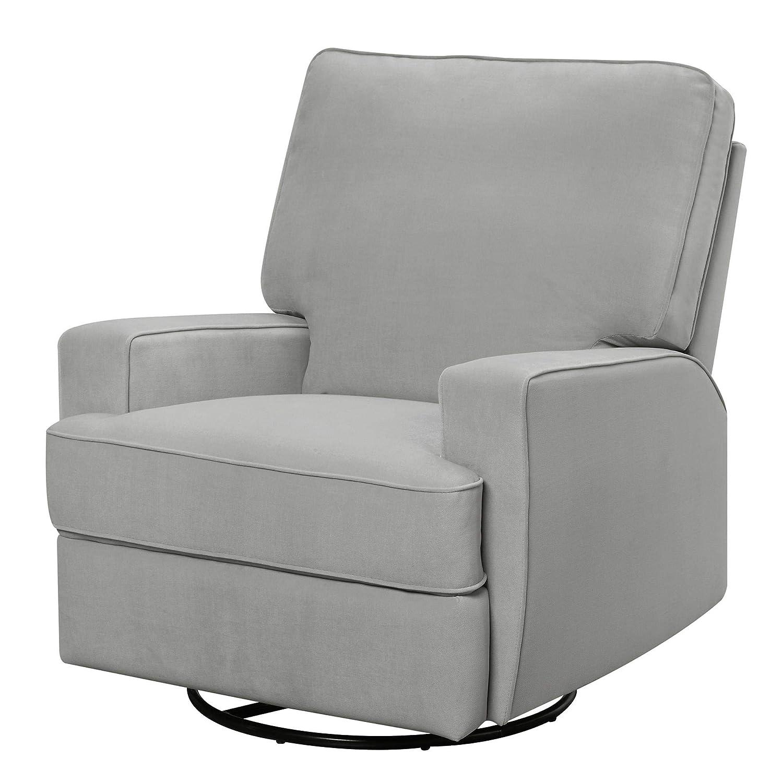 Tremendous Baby Relax Flexliving Swivel Glider Recliner Chair Modern Furniture Gray Pdpeps Interior Chair Design Pdpepsorg