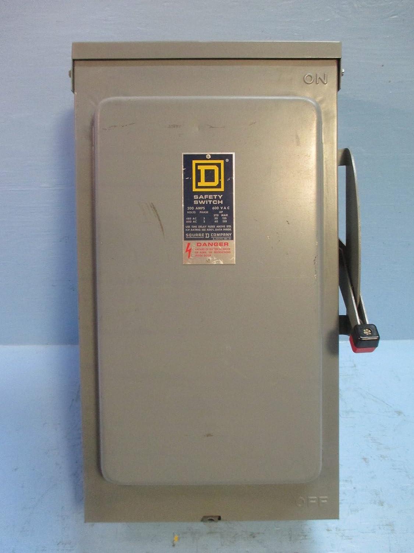 Schneider Electric Schalter JTL HD 600-volt 200-amp Drei-Punkt-nema ...