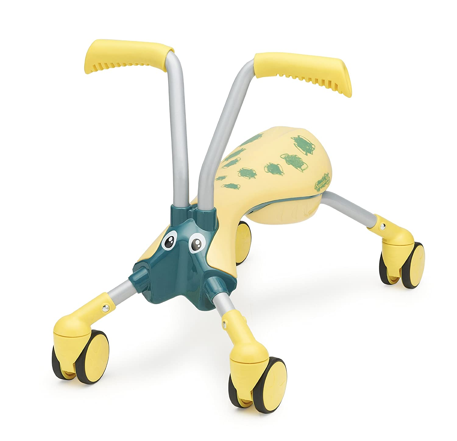 Mookie Scramble Bug Yellow Amazon Toys & Games