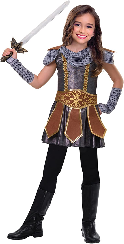 Girls Warrior Cutie Book Week Costume Age 11-12 Years: Amazon.es ...