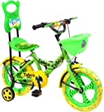 Taboo TCA-14 Green & Yellow Kid's Cycle (ASSEMBLY REQUIRED)