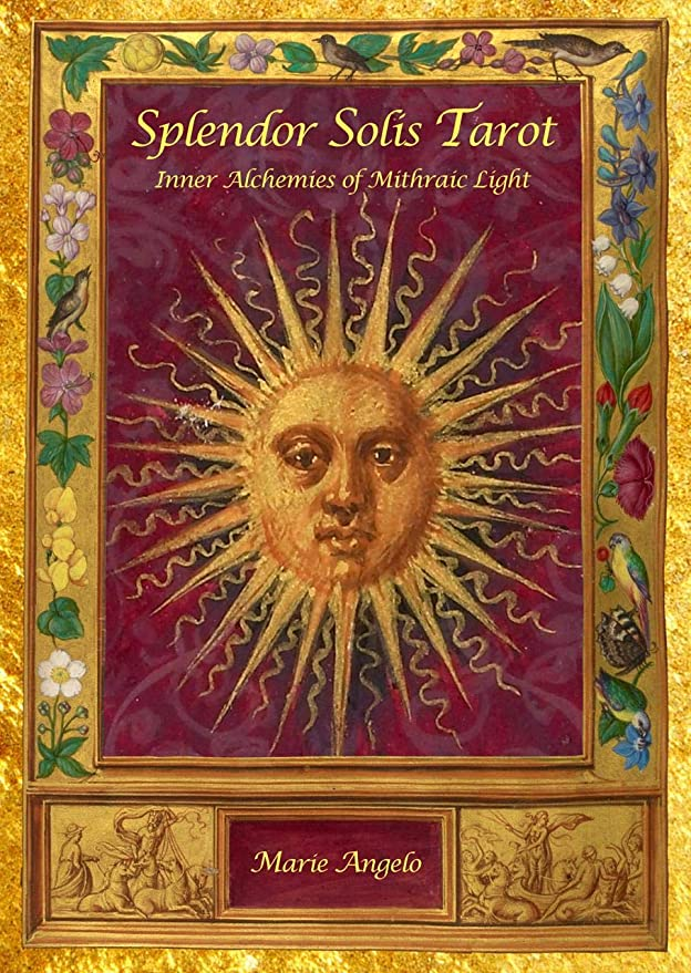 Splendor Solis Tarot: Inner Alchemies of Mithraic Light: Angelo ...