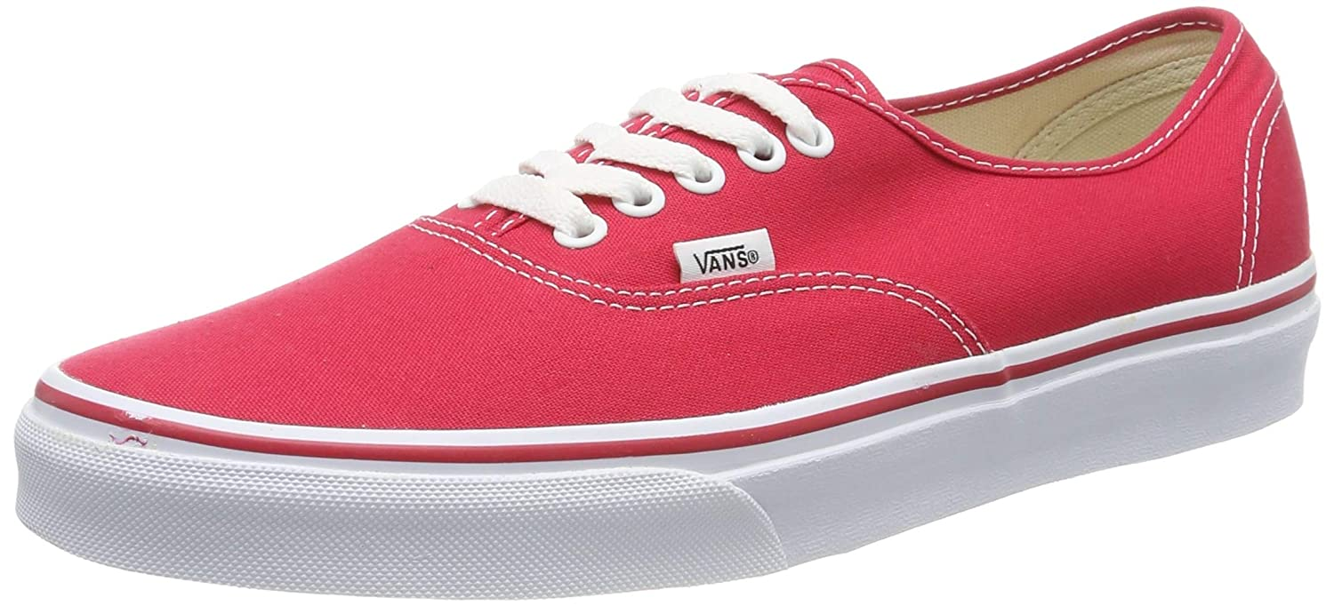 TALLA 34.5 EU. Vans Authentic, Zapatillas de Tela Unisex