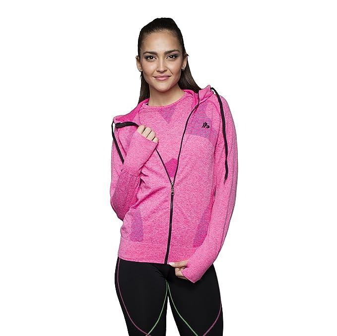 f96238b8eb53 B.BANG Women s Sweatshirts Hoodlies Jackets Full Zipper Long Sleeve ...