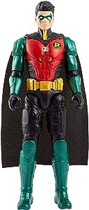 DC Comics Batman Missions: True-Moves Robin Figure