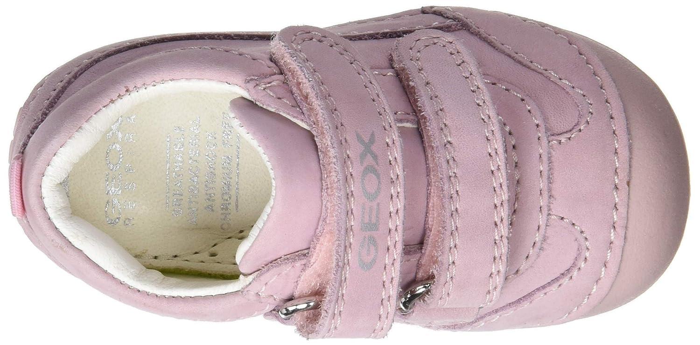 Geox Baby Girls/' B Tutim a Low-Top Sneakers