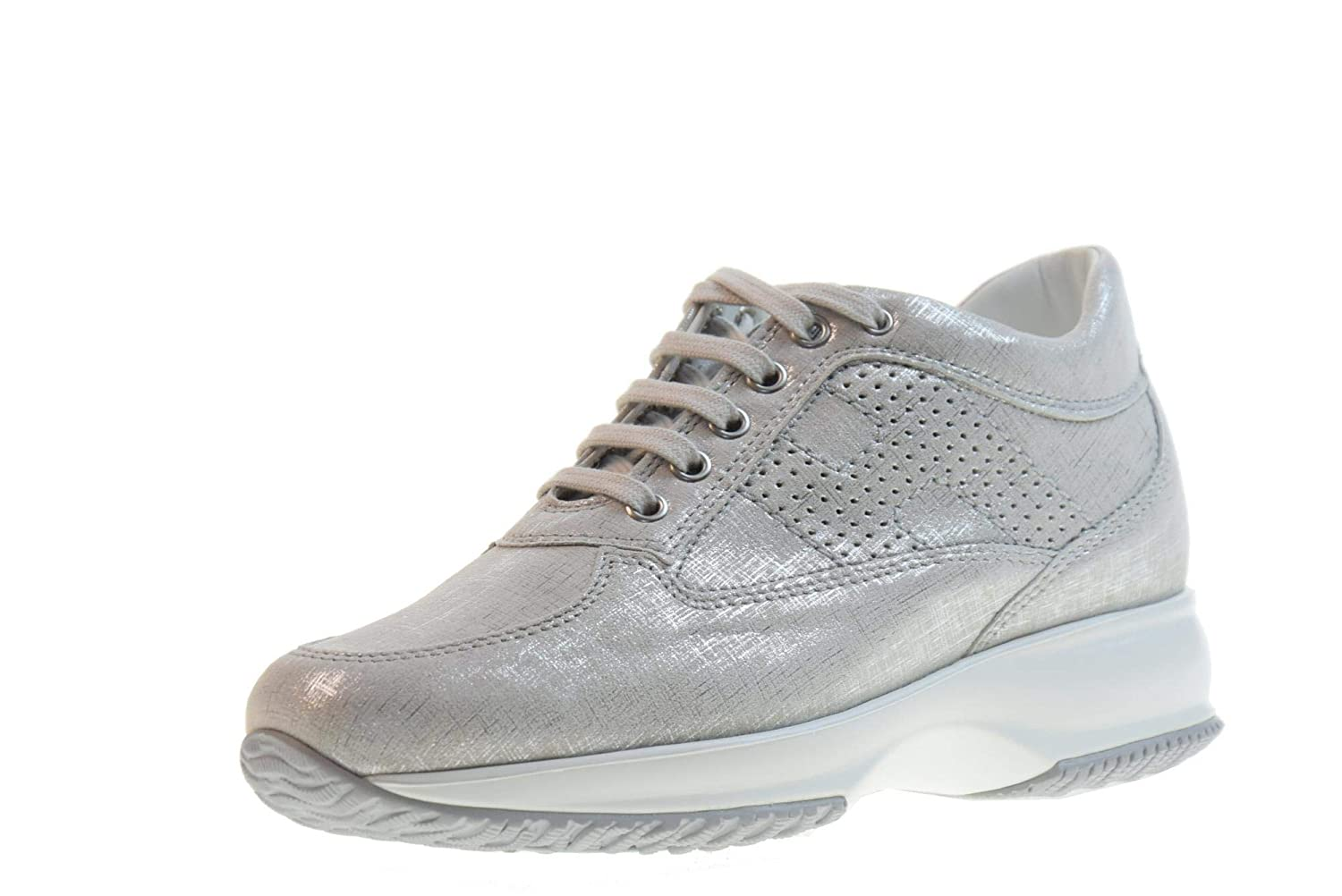 Ice Hogan shoes Woman Low Sneakers HXW00N00E30KAYB002 Interactive H BUCATA