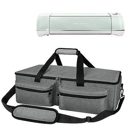 5b14afc9f1d5 Amazon.com: MoKo Carrying Bag for Cricut Explore Air 1 & Air 2 ...