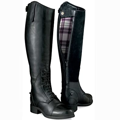 Amazon.com: Ariat Womens Bromont Tall H2O Insulated Tall Riding: Shoes