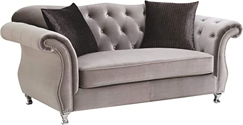 Coaster Home Furnishings Living Room Sofa Love Seat