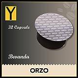 32 CAPSULE ORZO compatibili per NESCAFE DOLCE GUSTO