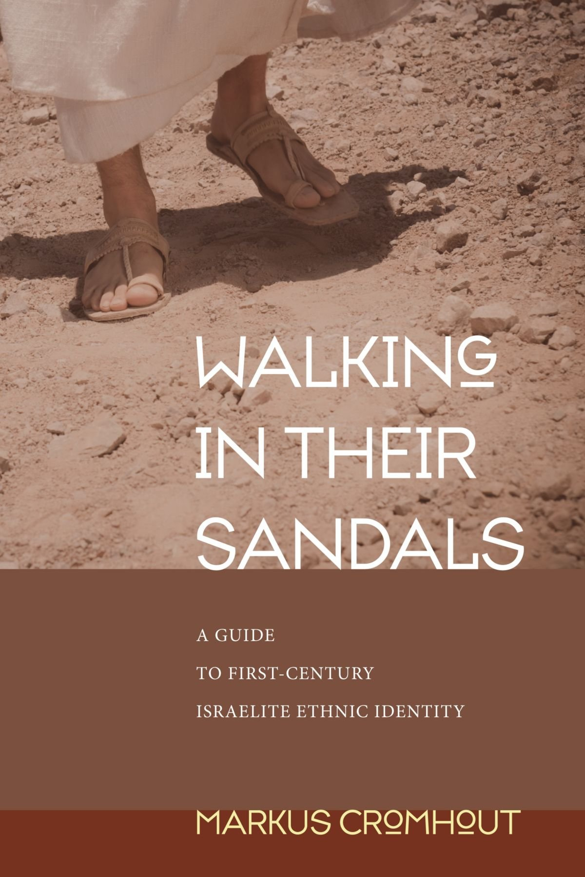 Walking in Their Sandals: A Guide to First-Century Israelite Ethnic Identity pdf epub