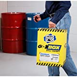 New Pig Spill Kit in GoBox Cabinet, 6-Gal
