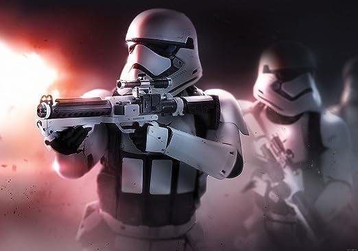 Consalnet 2745p4 Star Wars Episodio Vii La Fuerza Paneles De