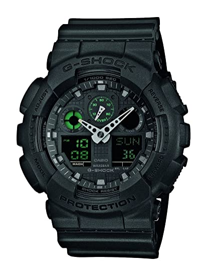 Orologio da Uomo Casio G-Shock GA-100MB-1AER