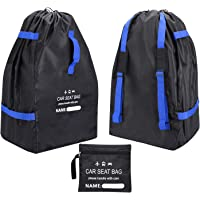 Car Seat Travel Bag Adjustable Padded Backpack for Car Seats Car Seat Travel Tote Ideal Gate Check for Air Travel and…