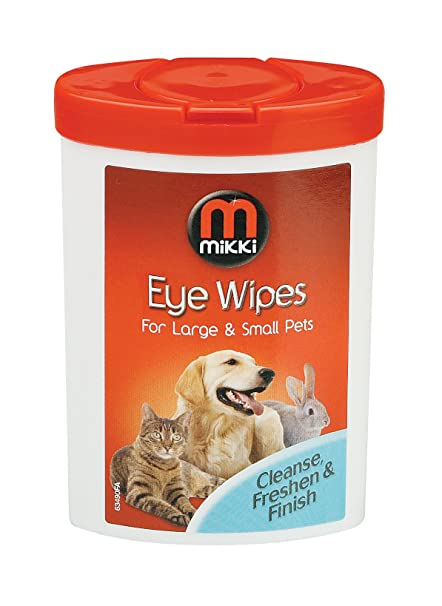 Mikki - Toallitas de ojos pequeñas